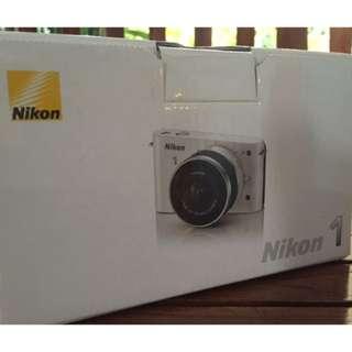 Nikon 1 J1 Digital Camera - Brand New
