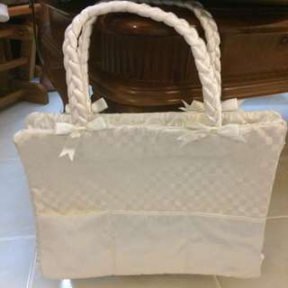 NARAYA WHITE BAG ( NEW)