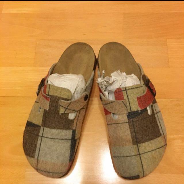 勃肯鞋👟根本是新的