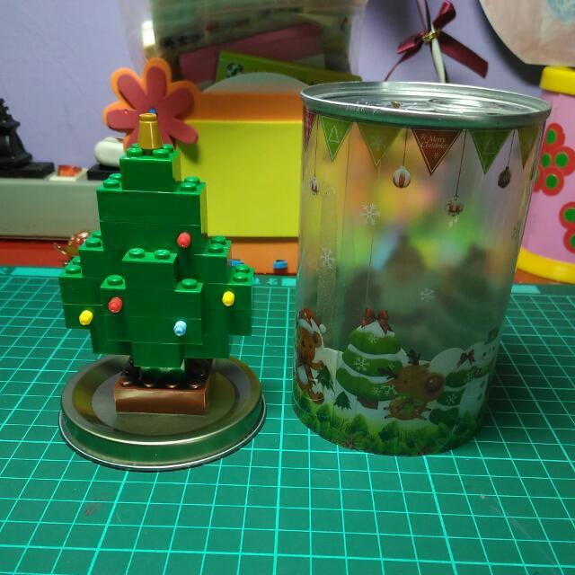 聖誕樹積木玩具
