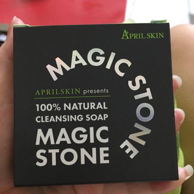 韓國魔法石肥皂(夜)