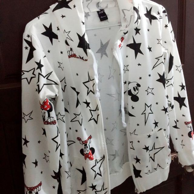 ✨全新✨米奇星星外套