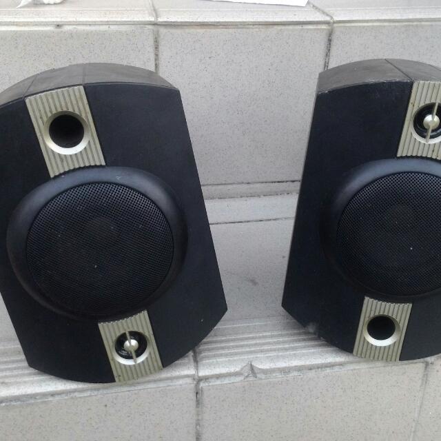 壁掛式 音響喇叭