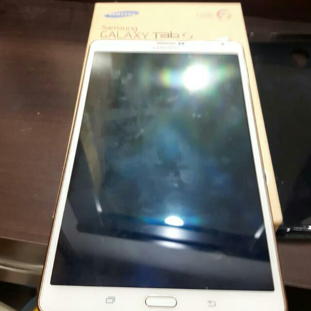 三星 Tab S LTE 4G版 8.4吋 保固中