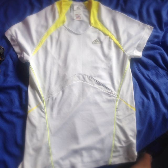 Adidas Clima365 Work Out Top Size 10-12
