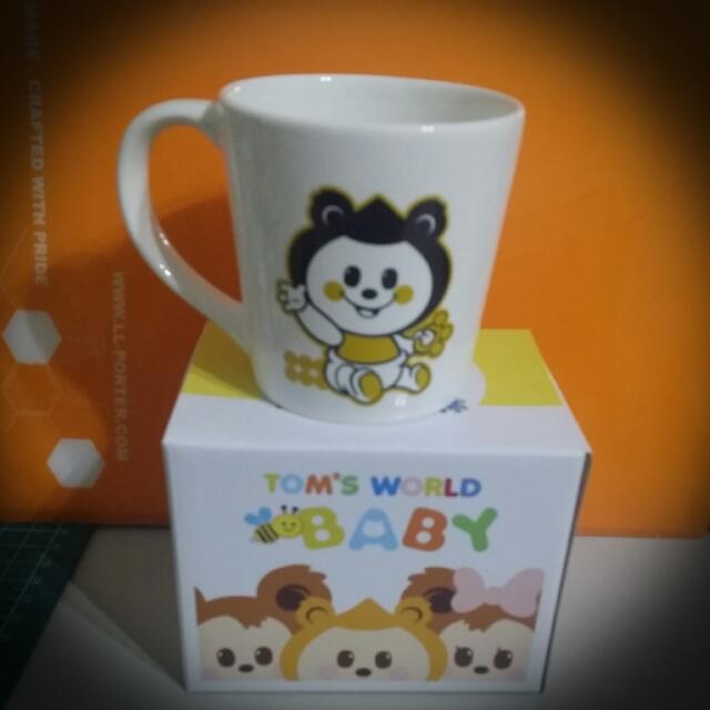湯姆熊Baby馬克杯