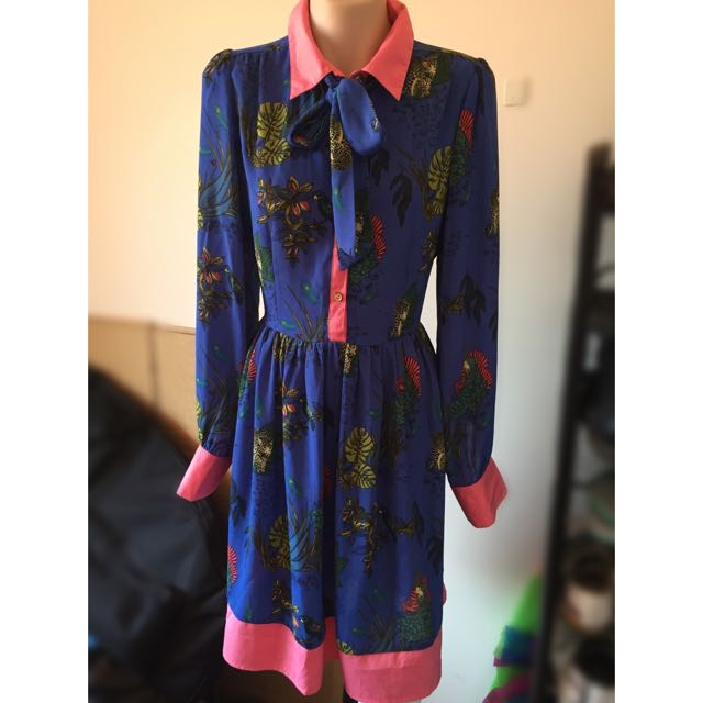 Dangerfield Revival Vintage Style Dress