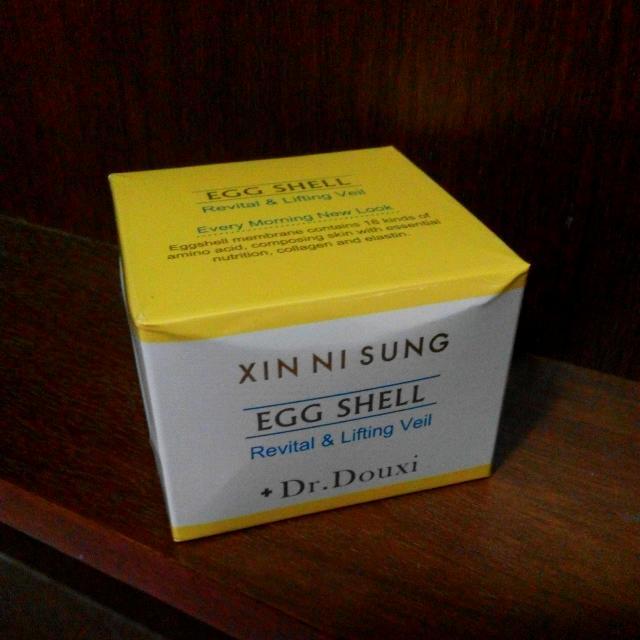 【 全新 】Dr.Douxi朵璽 賦活新生卵殼膜