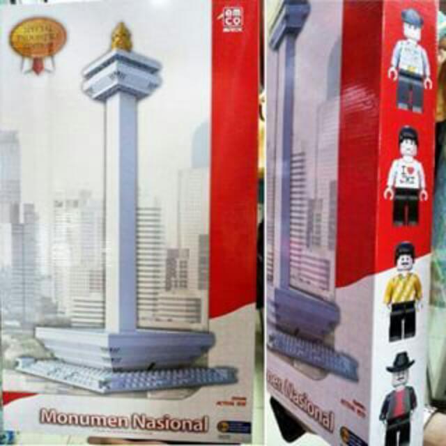 EMCO Brix Special Indonesia Edition - Monas