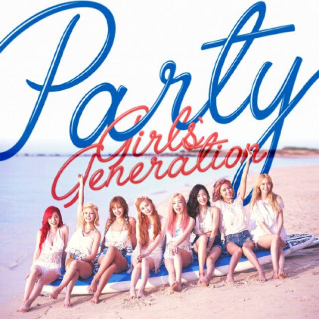 Snsd Party
