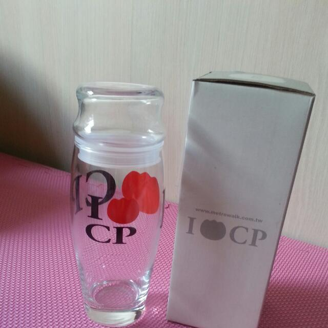 I♡CP玻璃儲物罐