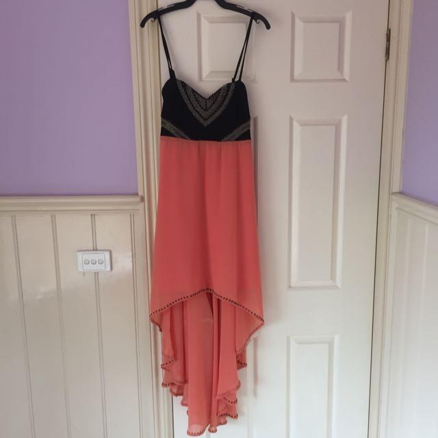Lolitta Size 10 Hi-low Dress