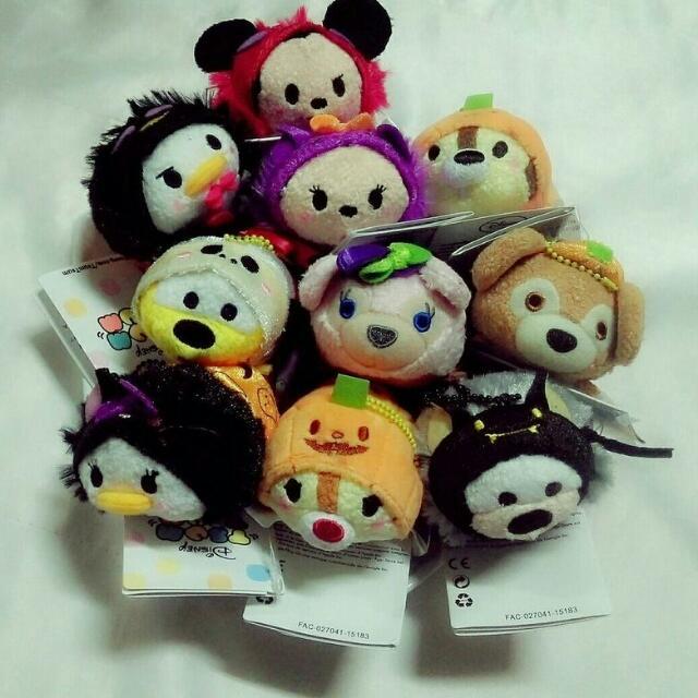 迪士尼tsum tsum  2015萬聖節系列