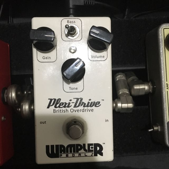 Wampler Plexidrive (Reserved For $220)
