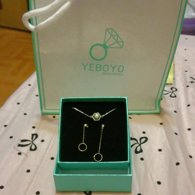 Yeboyo 全新首飾禮盒
