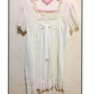 氣質雪紡紗衣服!