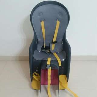 Child Bicycle Back Seat