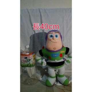 🌟😍😍 🙌玩具總動員🙆 👽👽巴斯光年娃娃  長度標示在圖片上(瓶子長度30c m)    喜歡都可以詢問唷🙋