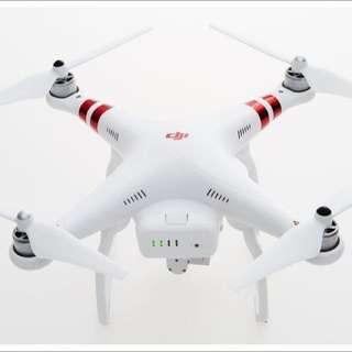 DJI Phantom 3 Standard Quadcopter Drone with 2.7K UHD Camera Orig. $1199