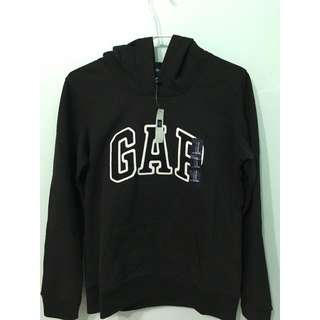保留中(全新)黑色正版GAP帽T  S號