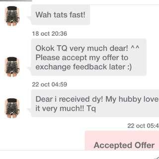 Satisfied Happy Customers 😄😄 Good Feedback