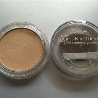 Loreal- Mineral Powder Bare Naturale