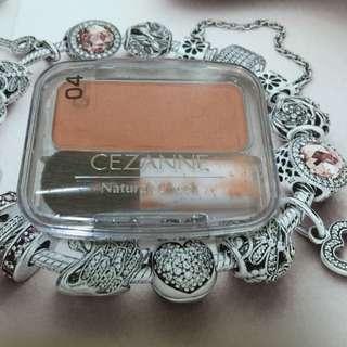 預定)Cezanne (全新)柔亮腮紅 #E214-04
