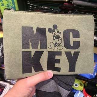 正版迪士尼化妝包/筆袋