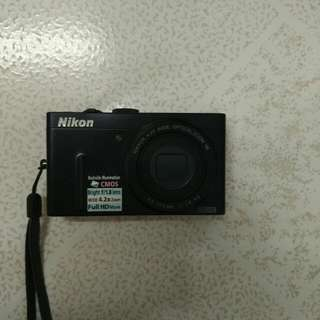 Nikon P300黑天使數位相機