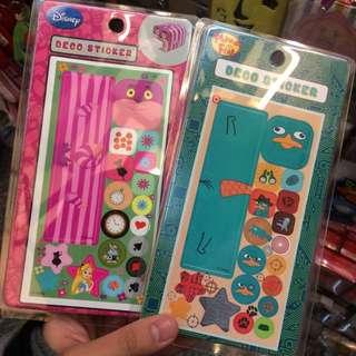 i phone迪士尼充電器貼紙