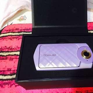 Casio TR60 紫色限定送全機包膜