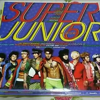<誠可議價>Super Junior Mr.simple 正版專輯