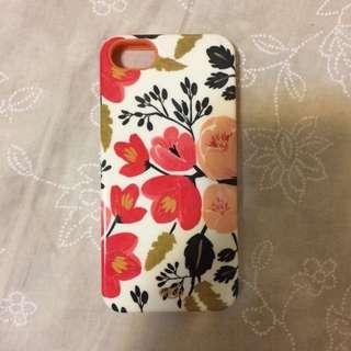 (保留中)全新✨✨ sonix iPhone 5/5s 手機殼