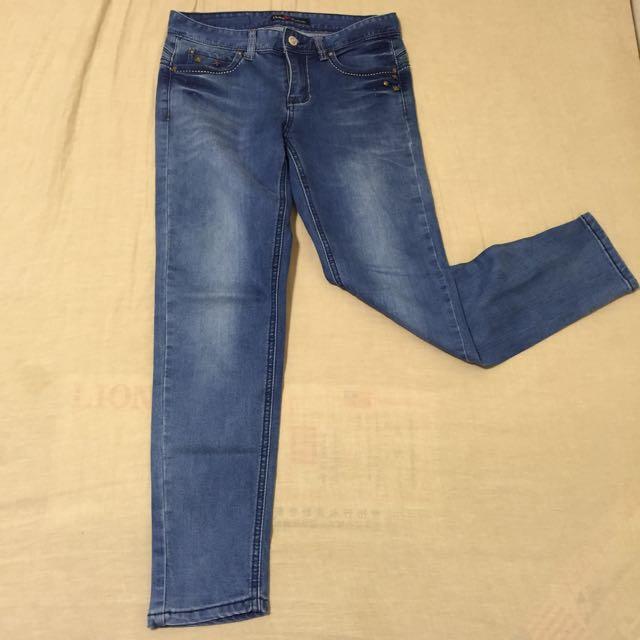 👧🏻牛仔長褲👖