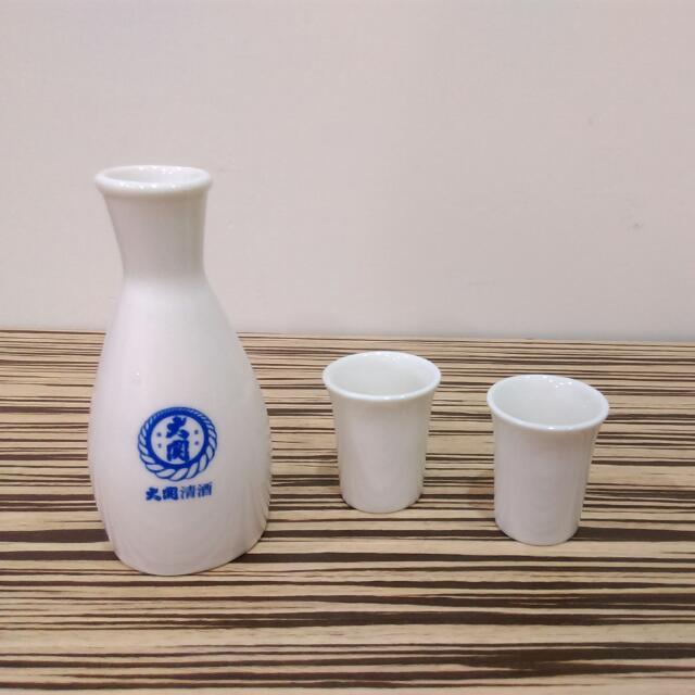清酒壺杯組(滿千贈品)