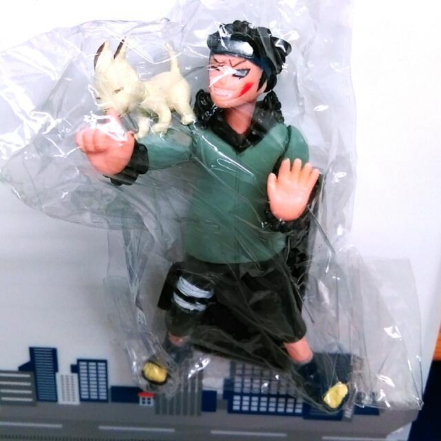 (全新)火影忍者 犬塚牙