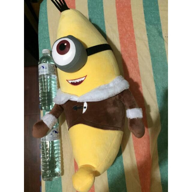 🌟😍😍 小小兵香蕉造型娃娃🍌   喜歡都可以詢問唷🙋🙋