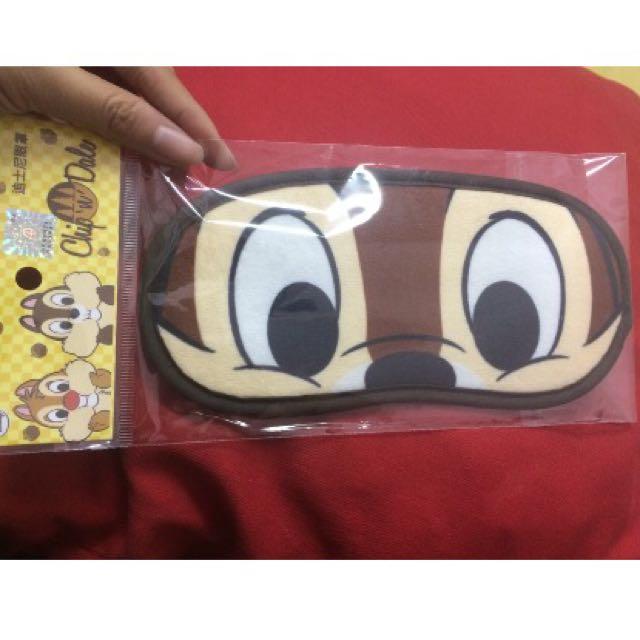 全新 迪士尼 奇奇蒂蒂眼罩