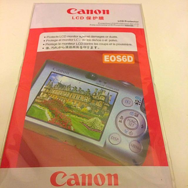 佳能 Canon EOS 6D  70D 60D 600D 5Dlll保護膜 貼膜 相機