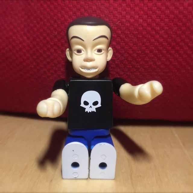 迪士尼 Kubrick 庫柏力克 玩具總動員 阿薛