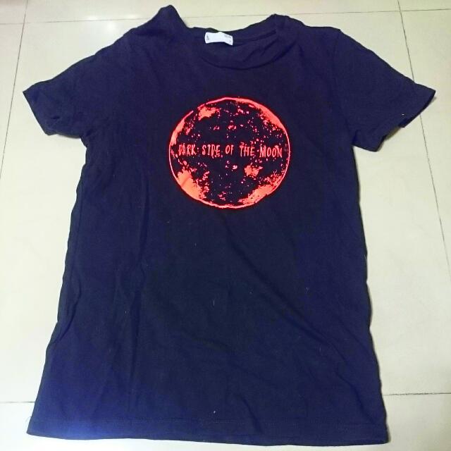 月球表面 T-shirt