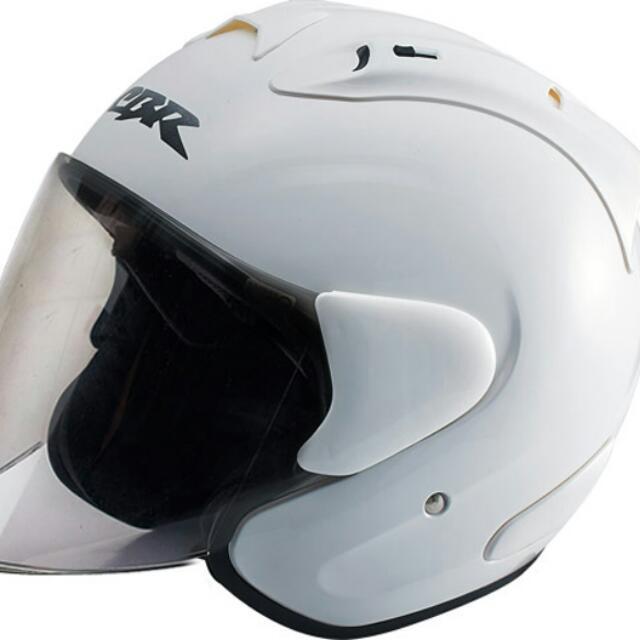 CBR-S100安全帽(可改墨片)