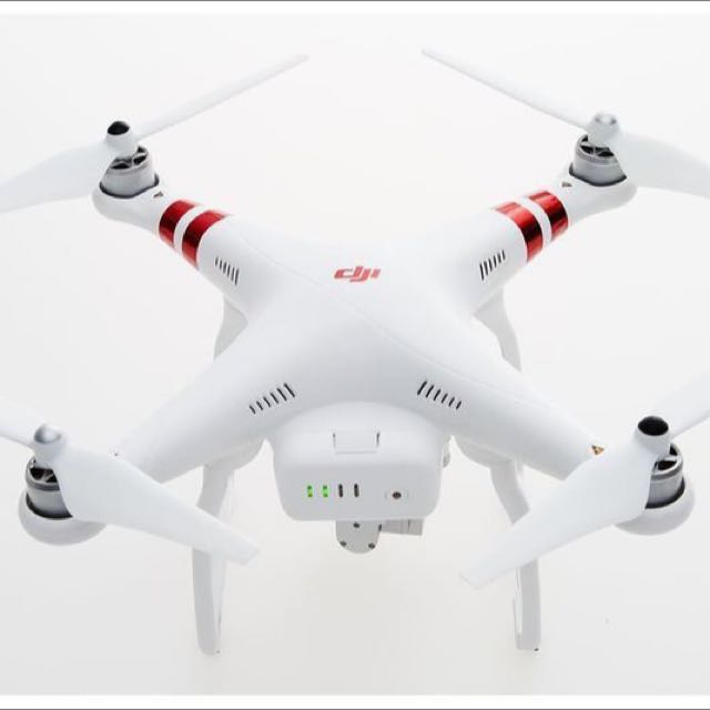 DJI Phantom 3 Standard Quadcopter Drone with 2.7K UHD Camera Orig. $1199