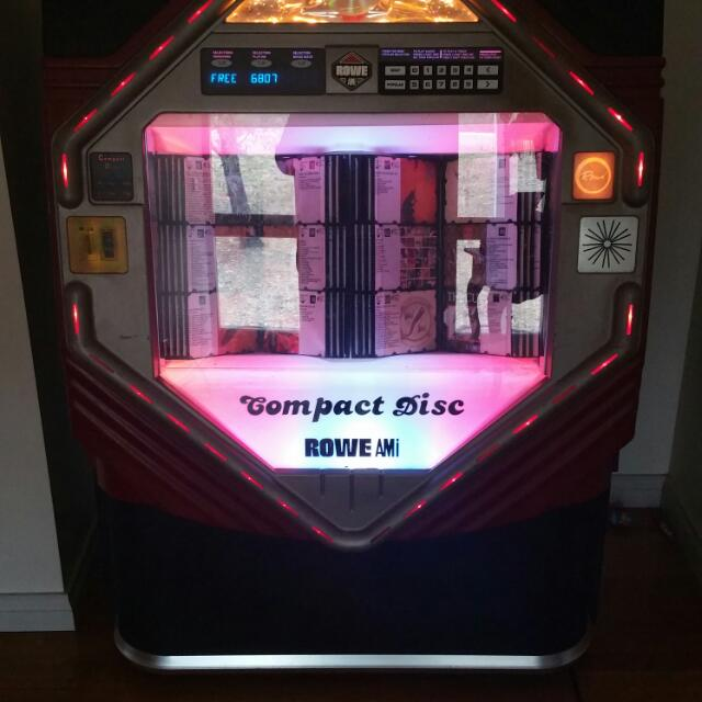 Genuine ROWE jukebox