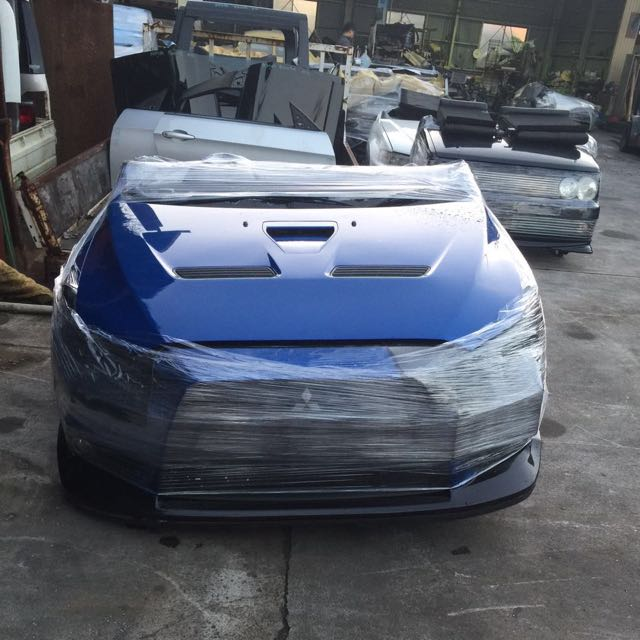 Lancer Evo 10 Half Cut For Sell Cars Cars For Sale On Carousell