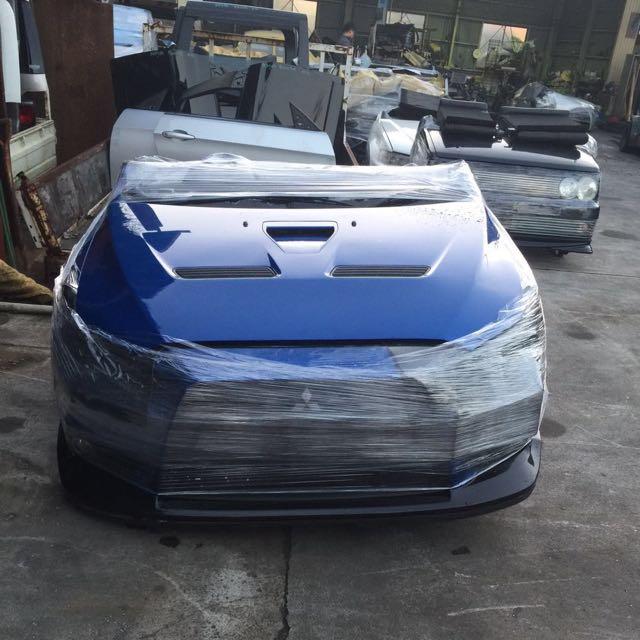 Lancer Evo 10 Half Cut For Sell Kereta Kereta Untuk