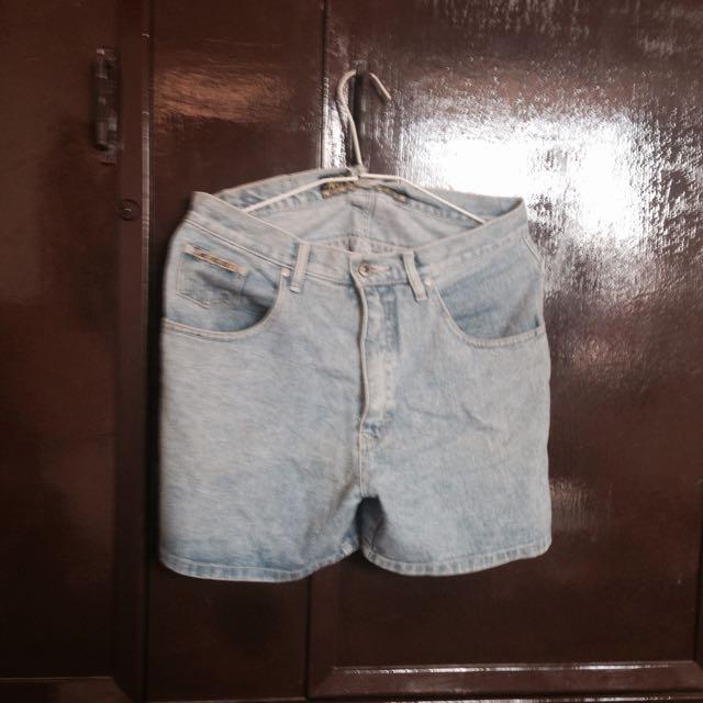 男生m號牛仔短褲