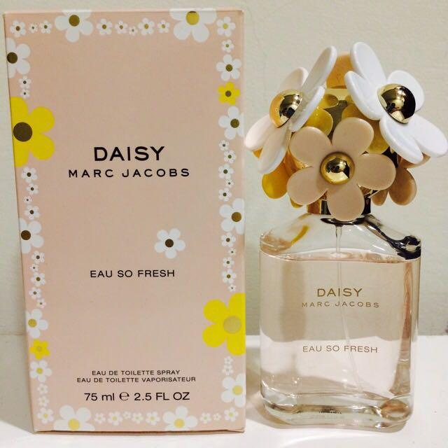 (已預訂)✨Marc Jacobs Daisy 清甜雛菊淡香水✨