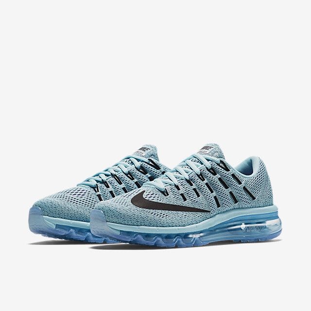 4761bd045bd1 Nike Air Max 2016 (Women) - Copa Blue Lagoon Vivid Purple Black ...