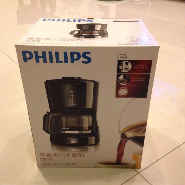 PHILIPS HD7450滴漏式咖啡機